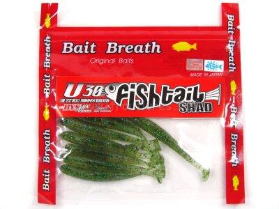 "Виброхвост Bait Breath U30 Fishtail Shad 2.8"" #524 8шт/уп"