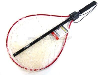 Подсачек с силиконовой сеткой Prox Rubber Landing Net PX70419CRK