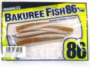 "Слаг Madness Bakuree Fish 86 3.4"" #13 5шт/уп"