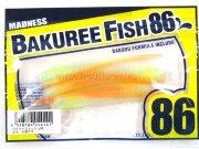 "Слаг Madness Bakuree Fish 86 3.4"" #14 5шт/уп"