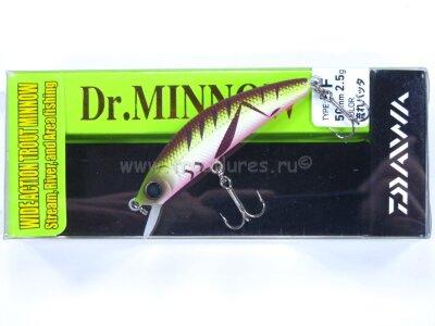 Воблер Daiwa Dr. Minnow F 50mm 2.5g #82488
