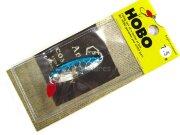 Блесна Anglo&Company Hobo Spoon 7.5g #Silver Blue