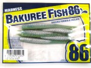 "Слаг Madness Bakuree Fish 86 3.4"" #03 5шт/уп"
