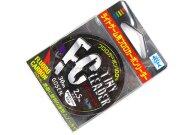 Флюорокарбон поводковый Gosen Tiny Leader FC 2.5lb 30m 0.128mm #Бесцветный
