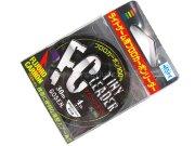 Флюорокарбон поводковый Gosen Tiny Leader FC 4.0lb 30m 0.165mm #Бесцветный