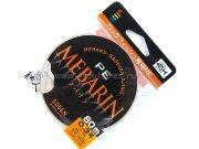 Плетеный шнур Gosen Mebarin PE #0.3 7.0lb 3.2kg 80m #Оранжевый