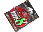 Плетеный шнур Gosen Donpepe 8 Braid PE #1.0 150m 9.1kg 20.0lb #Многоцветный