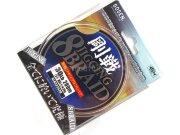 Плетеный шнур Gosen Jigging 8 Braid PE 30.0lb 200m #1.5 14.0kg #Многоцветный