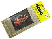 Блесна Anglo&Company Hobo Spoon 5.5g #Gold Red