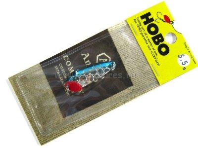 Блесна Anglo&Company Hobo Spoon 5.5g #Silver Blue