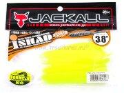 "Слаг Jackall Ishad 3.8"" #98 8шт/уп"
