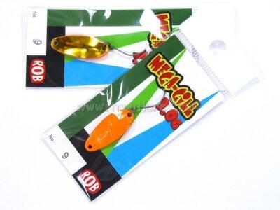 Блесна Rob Lure Mega-Gill 3.0g #09 Standart color