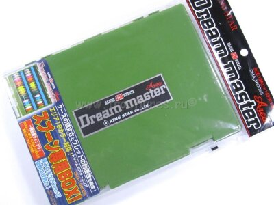 Коробка для блёсен RingStar DMA-1500SS #Оливковый