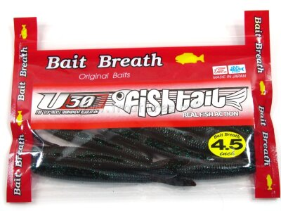 "Слаг Bait Breath U30 Fishtail 4.5"" #532 8шт/уп"