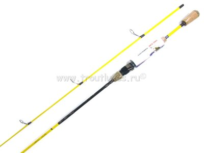 Спиннинг Angle Axisco Eagle Claw Graphite Spinning Rod PLL6S2-60-L