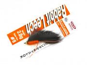 Стример Vanfook Rabbit Leech RC-23BL 2.0g., крюк 8 #2666