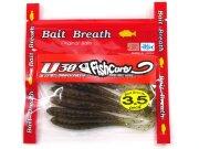 """Твистер Bait Breath U30 Fish Curly 3.5"""" #650 7шт/уп"""